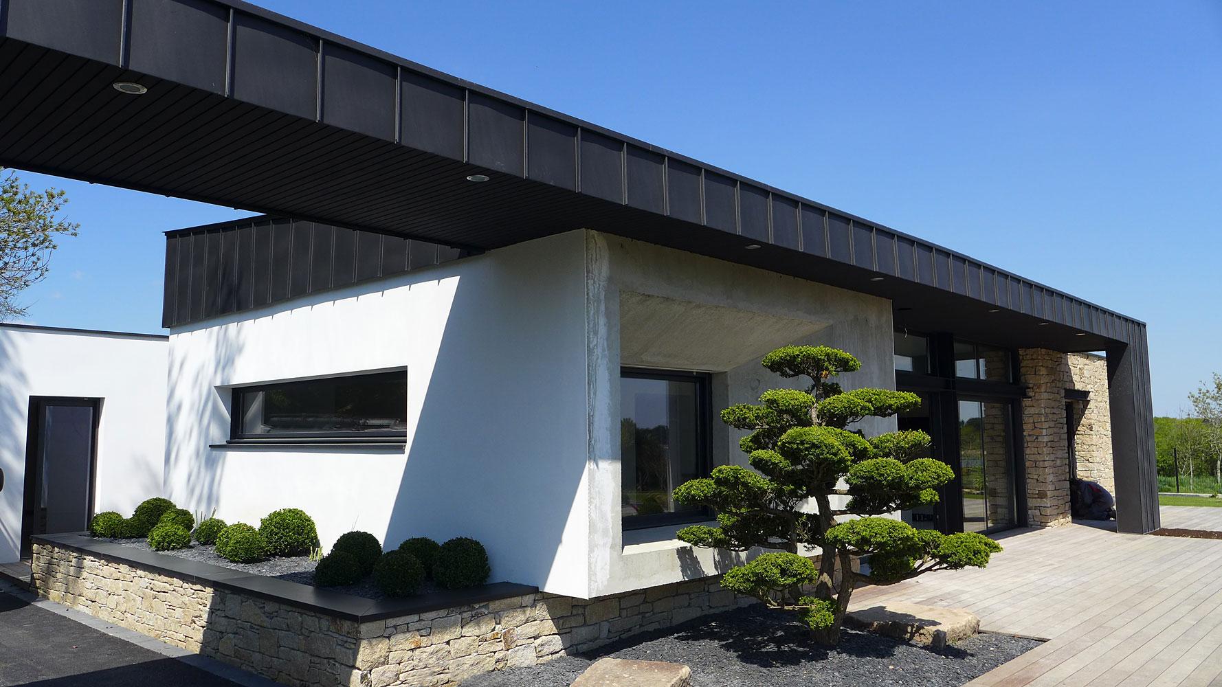archi concept architecte vannes locmin. Black Bedroom Furniture Sets. Home Design Ideas