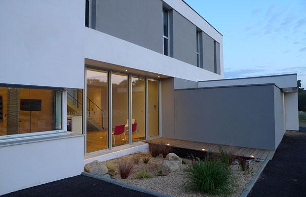 l agence archi concept. Black Bedroom Furniture Sets. Home Design Ideas